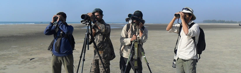 GLOBALLY THREATENED WATERBIRD CONSERVATION IN THE COASTAL AREAS OF BANGLADESH