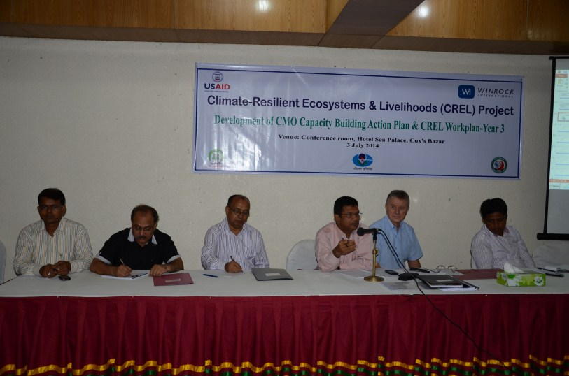 Marketing & Production of Retained Heat Cooker (RHC)in Cox's Bazar